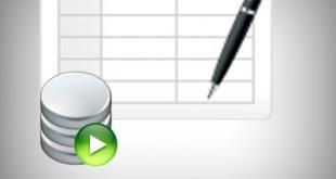 طراحی جدول در بانک اطلاعاتی