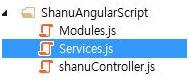 AngularJS در MVC