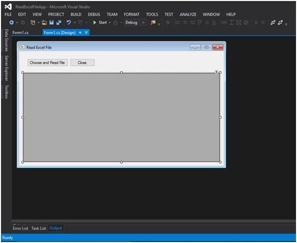 خواندن فایل های Excel