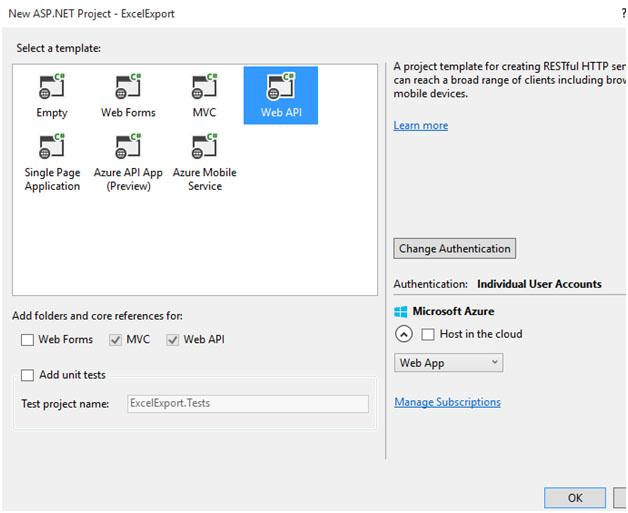 Excel در Kendo UI