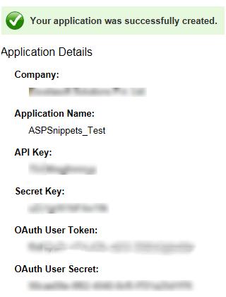 LinkedIn API