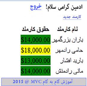 Role در MVC