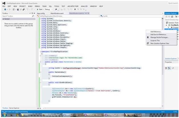 DataGrid در WPF