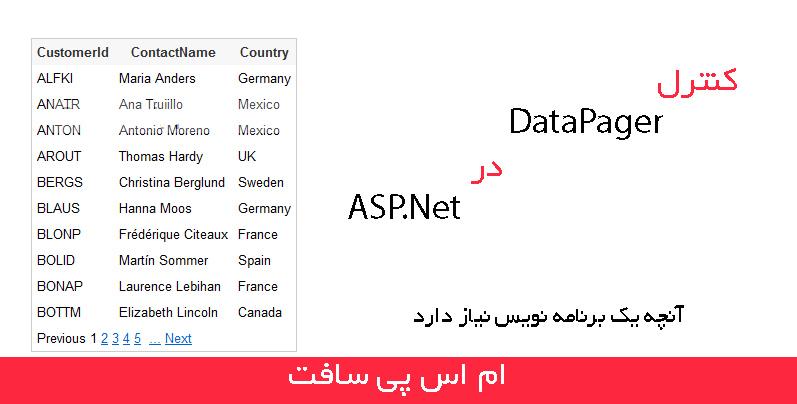 DataPager
