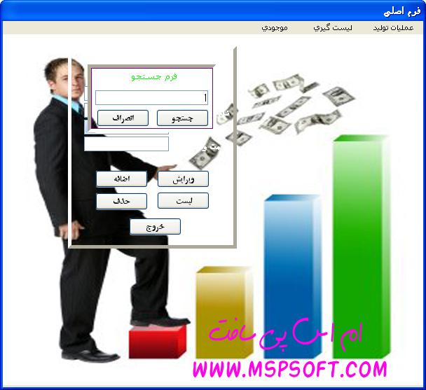 مدیریت خرید و فروش کالا