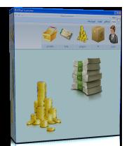 پروژه دانشجویی سیستم حسابداری پیشرفته فروشگاه به زبان سی شارپ