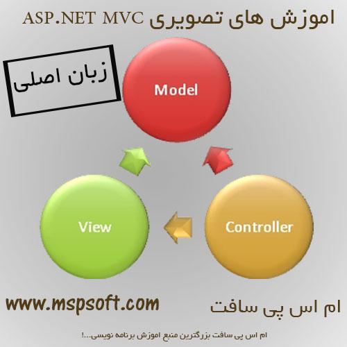 اموزش های تصویری ASP.NET MVC