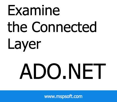 لایه اتصال در Ado.net