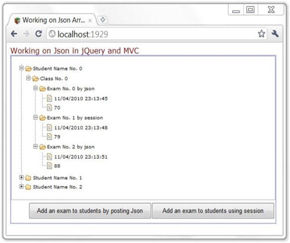 چگونه از JSON استفاده کنیم؟