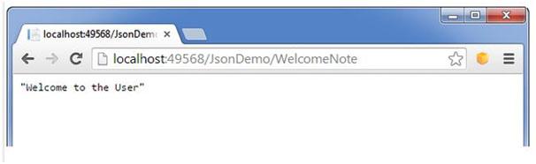 JSonResult در MVC