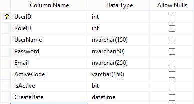ارسال لینک فعال سازی در MVC