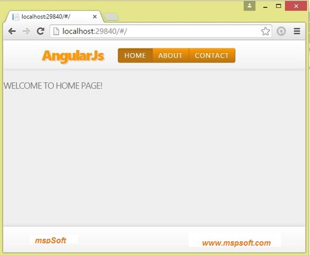 AngularJs Routing چیست