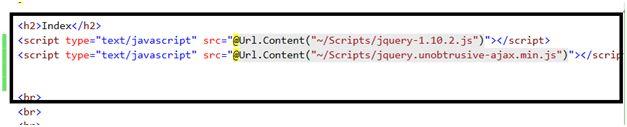 استفاده از Ajax در MVC 5