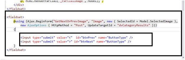 انواع روش های رد کردن عکس در MVC