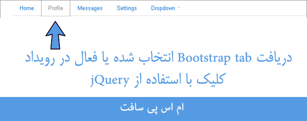 Bootstrap Tab