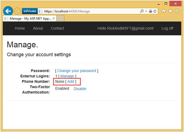 احراز هویت در MVC