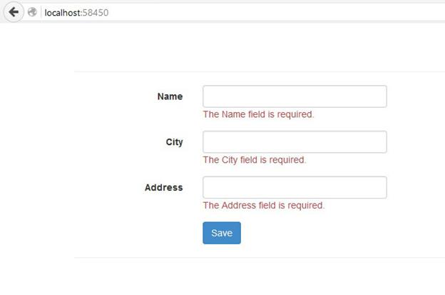 روش های ارسال داده در MVC