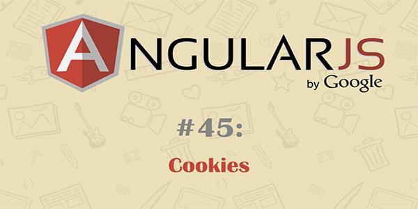 کوکی در AngularJs