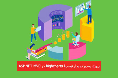 highcharts در ASP.NET MVC