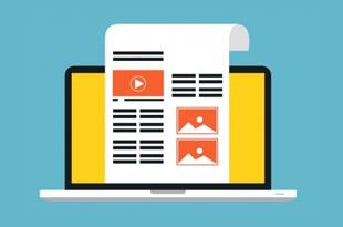 پروژه وب سایت خبری  در ASP.NET و بانک اطلاعاتی SQLServer