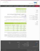 پروژه وب سایت آماده