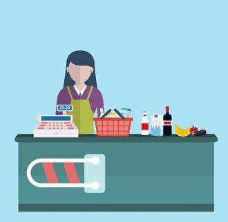 سورس پروژه مدیریت سوپرمارکت به زبان سی شارپ