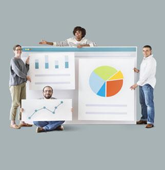 پیاده سازی نمودار