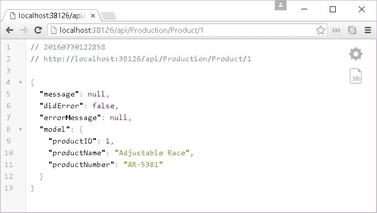 WEB API در ASP.NETCore