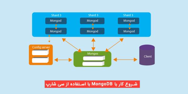 کار با MongoDB
