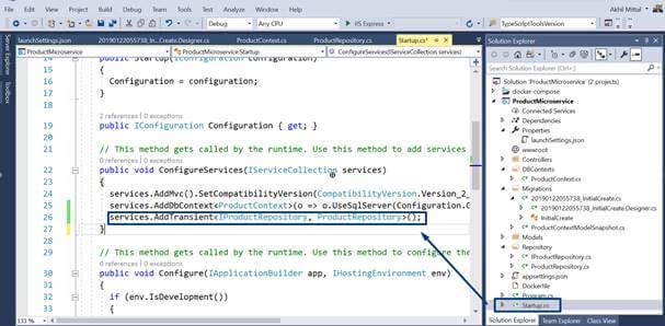 Microservice ها با استفاده از ASP.NET Core