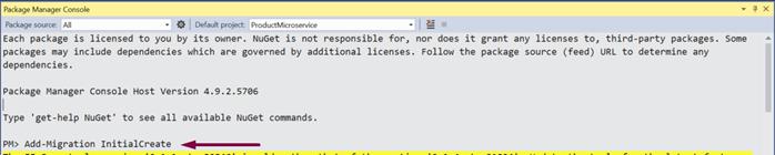 Microservice با استفاده از ASP.NET Core