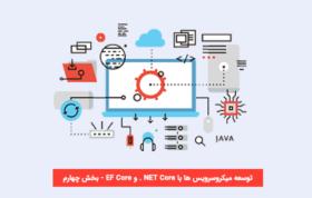 میکروسرویس ها با NET Core.